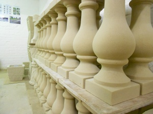 Balusters Stock.