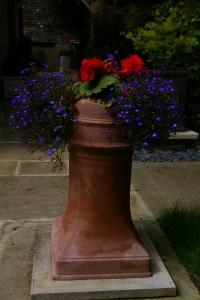 Chimney Planter
