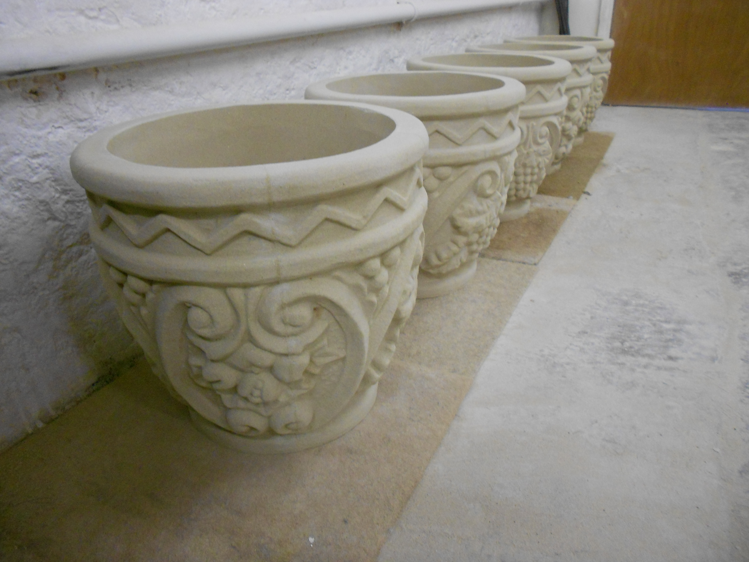 ... Garden Planters; Terracotta Planters, Oak Barrel Planters, Lead Planters  And More Recently Glazed Plant Pots. A Lot Of These Products Have Been  Around ...